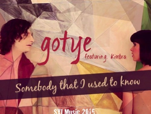 Gotye - Somebody That I Used To Know Guitar chords Piano and Lyrics