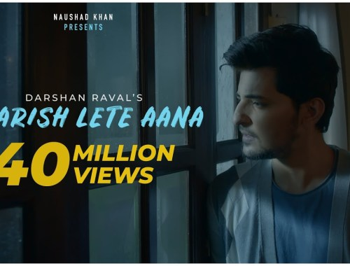 Baarish Lete Aana Chords Guitar Piano and Lyrics Darshan Raval