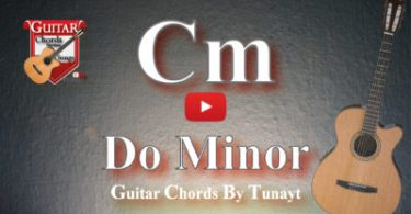 how to play cm chord