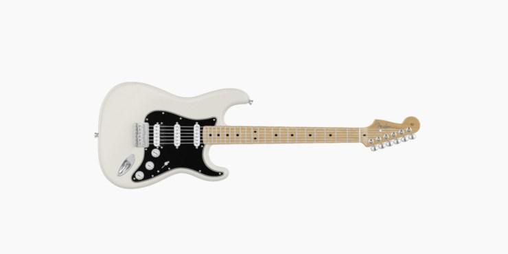 Fender Stratocaster virtual guitar