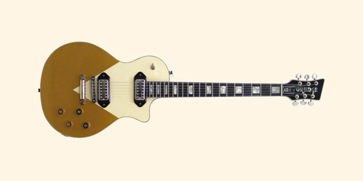 Orange Custom Shop Guitars