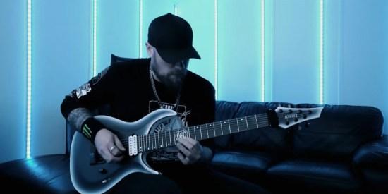 Andy James guitar play through
