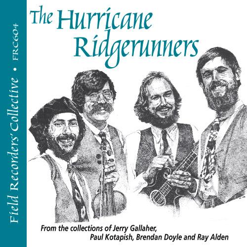 Hurricane Ridgerunners CD Cover