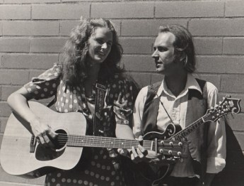 Cyd Smith and PK in the '70s