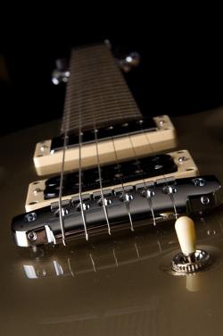 Saint Guitar Company Goldtop Benchmark