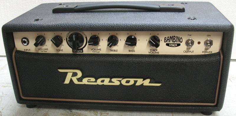 Reason Amps Bambino