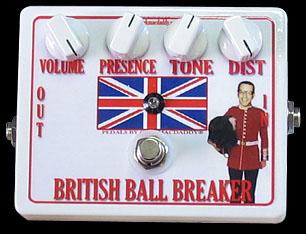 GeekMacDaddy British Ball Breaker