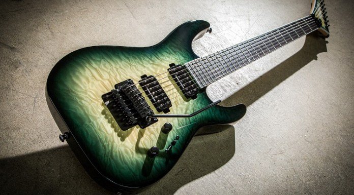 Jackson Guitars Pro Series Soloist™ SL7Q