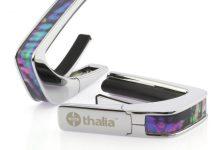 Thalia Capo 200 chrome with black ripple inlay
