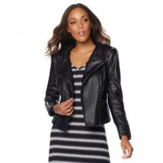 G by Giuliana Luxed Studded Moto