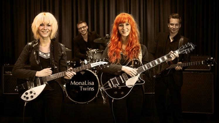 MonaLisa Twins Band photo