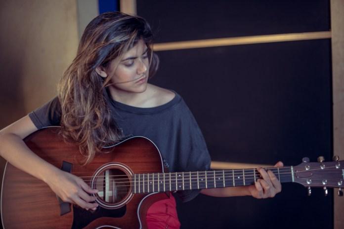 Ananya Birla Acoustic Guitar