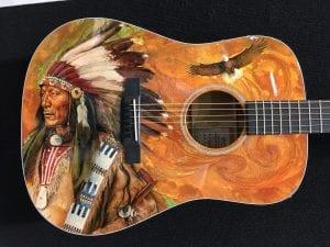 Martin Guitar D18RG