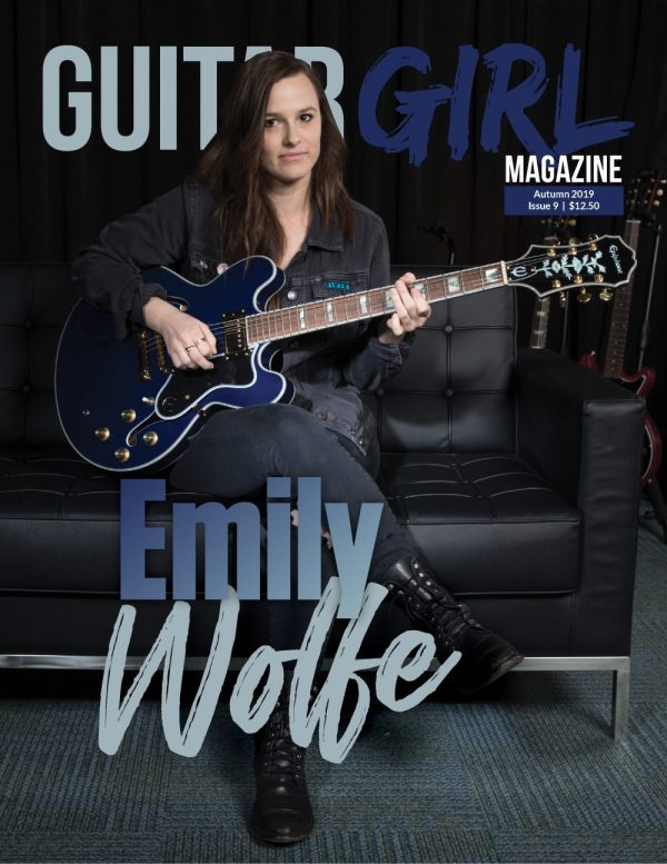 guitar magazine cover