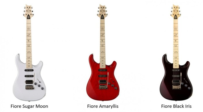 paul reed smith fiore guitar