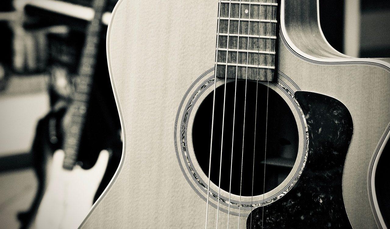 クラシックギターの指板