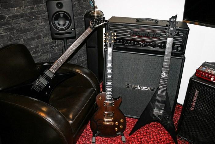 guitares randall satan