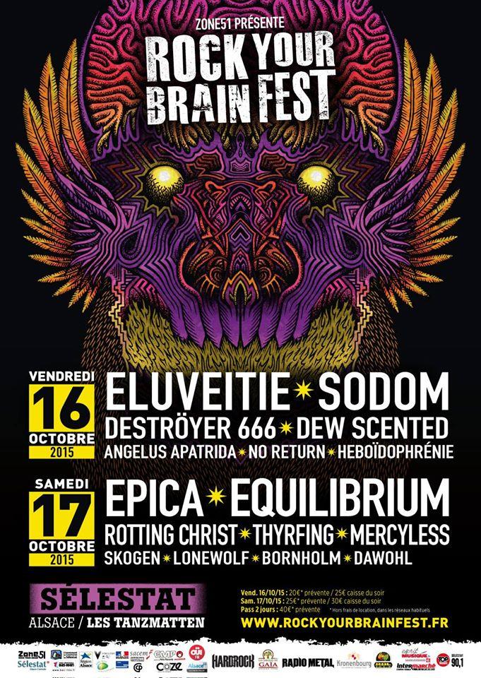 rock your brain fest 2015 affiche