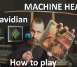 davidian machine head