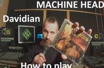 davidian machine head