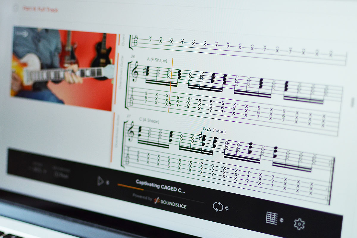 The Academy Project Guitar Lesson Central
