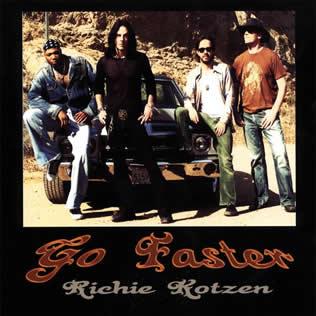 Richie Kotzen - Go Faster