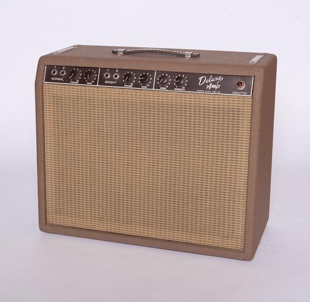 1963 Fender Deluxe Brownface