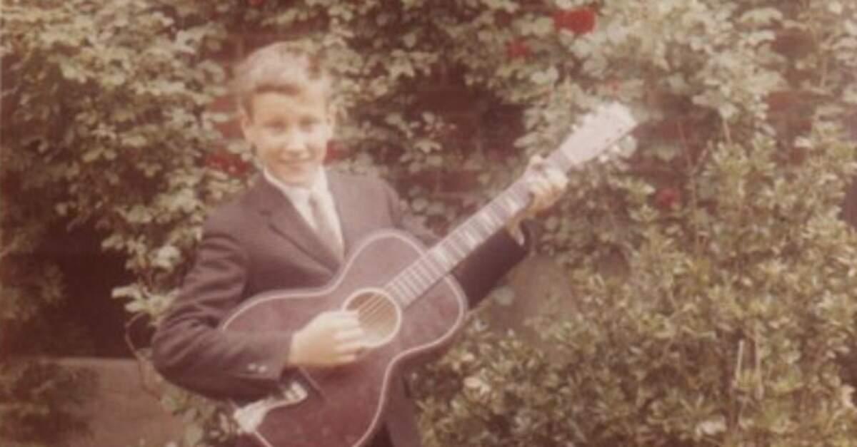 john scofield jovem