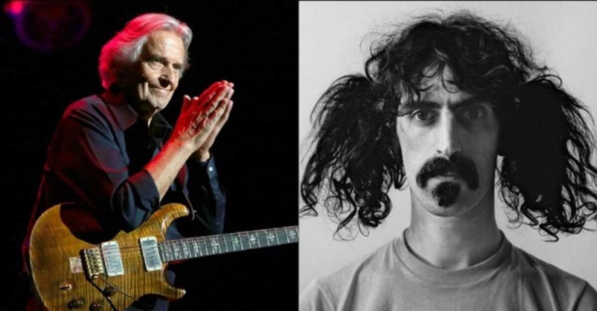 John McLaughlin e Frank Zappa