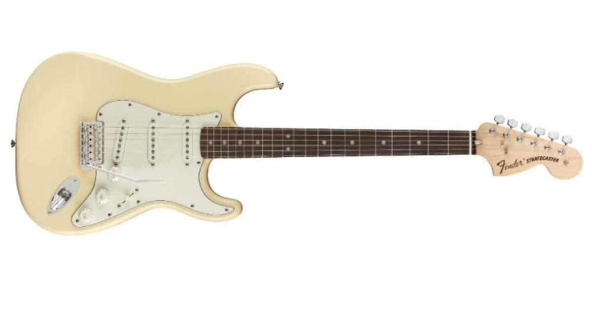 Fender signature de Albert Hammond Jr