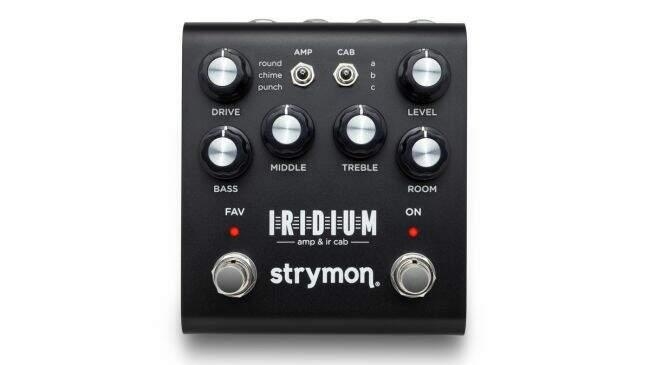 Pedal Strymon Iridium