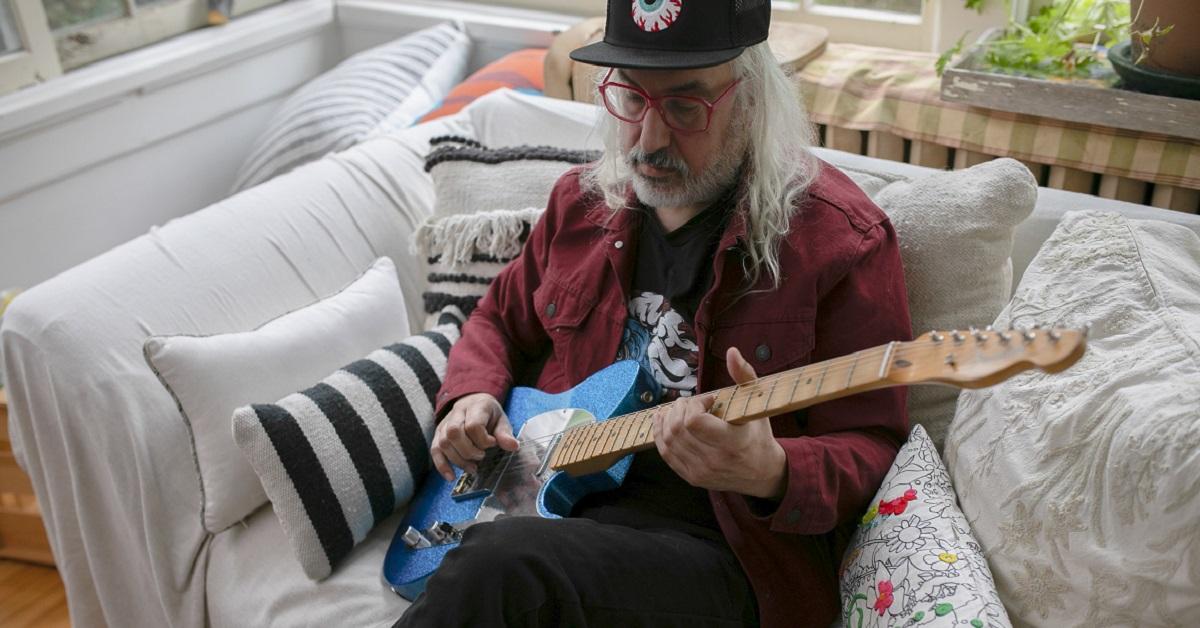 Fender J Mascis