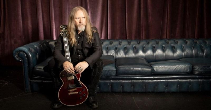 "Gibson Les Paul ""Wino"" de Jerry Cantrell"