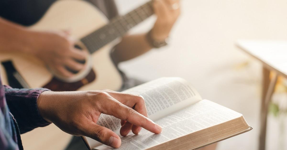 músicos de igreja