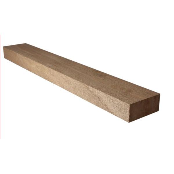 Mahogany-neck-blank
