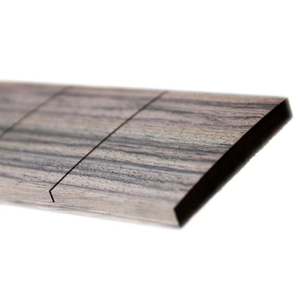 Rosewood Fretboard - Slotted and Radiused