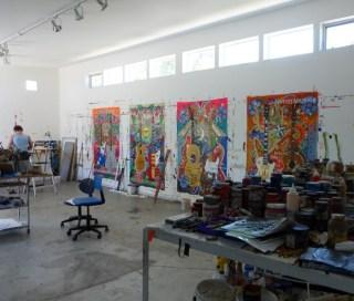 Hard Rock Riviera Maya Babyak Paintings