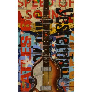 Paul McCartney Hofner Beatle Bass Guitar
