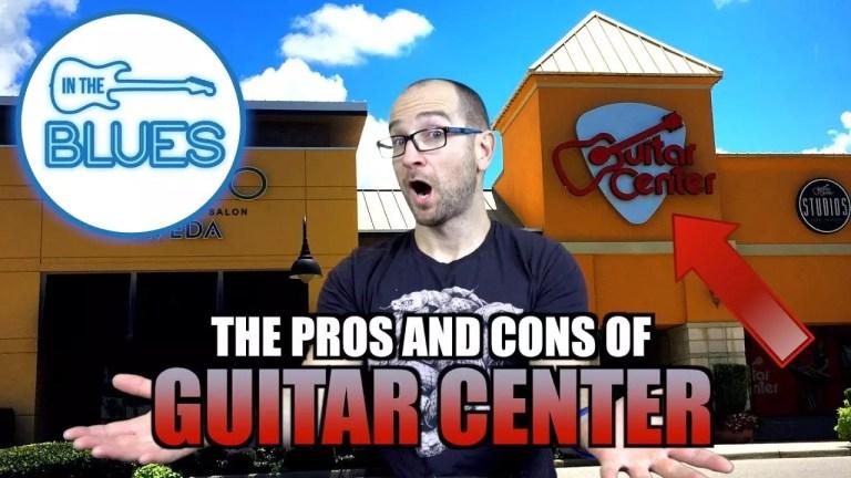 Guitar Center Review