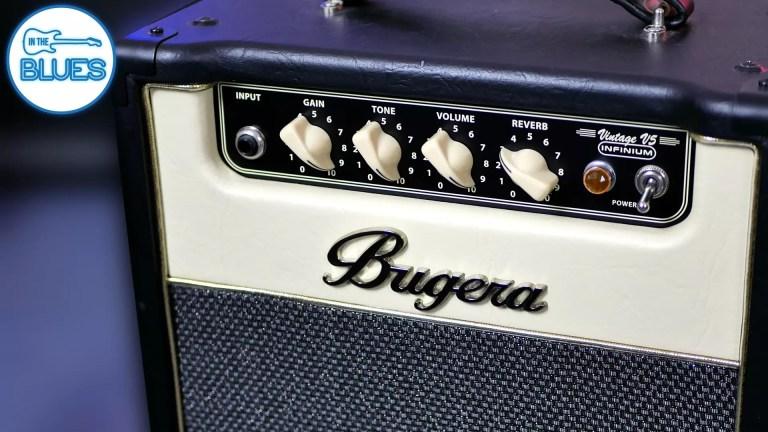 The Bugera V5 Infinium Amplifier