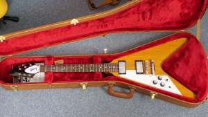2019 Gibson Flying V Hard Case