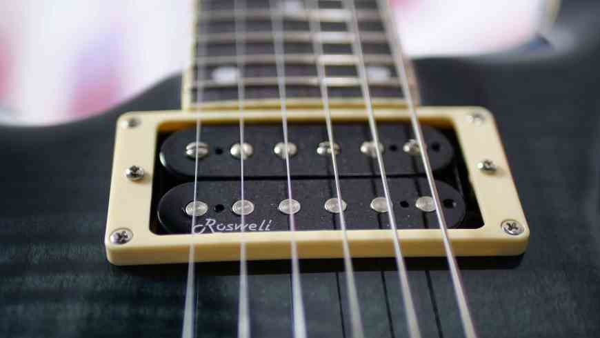 Harley Benton CST-24 Electric Guitar Pickups