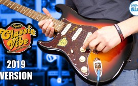 Squier Classic Vibe 60s Stratocaster Review
