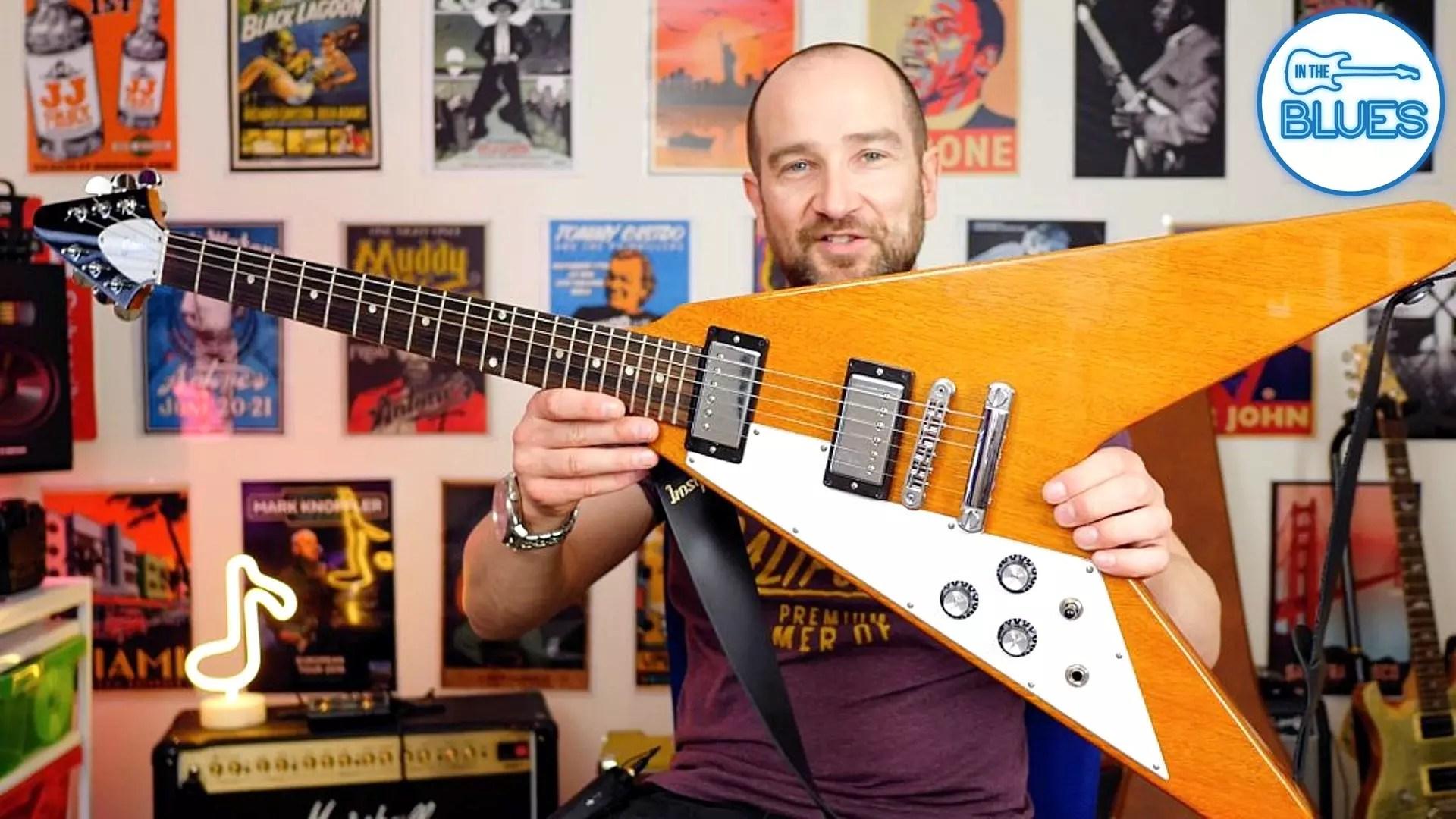 Gibson Flying V Full Review