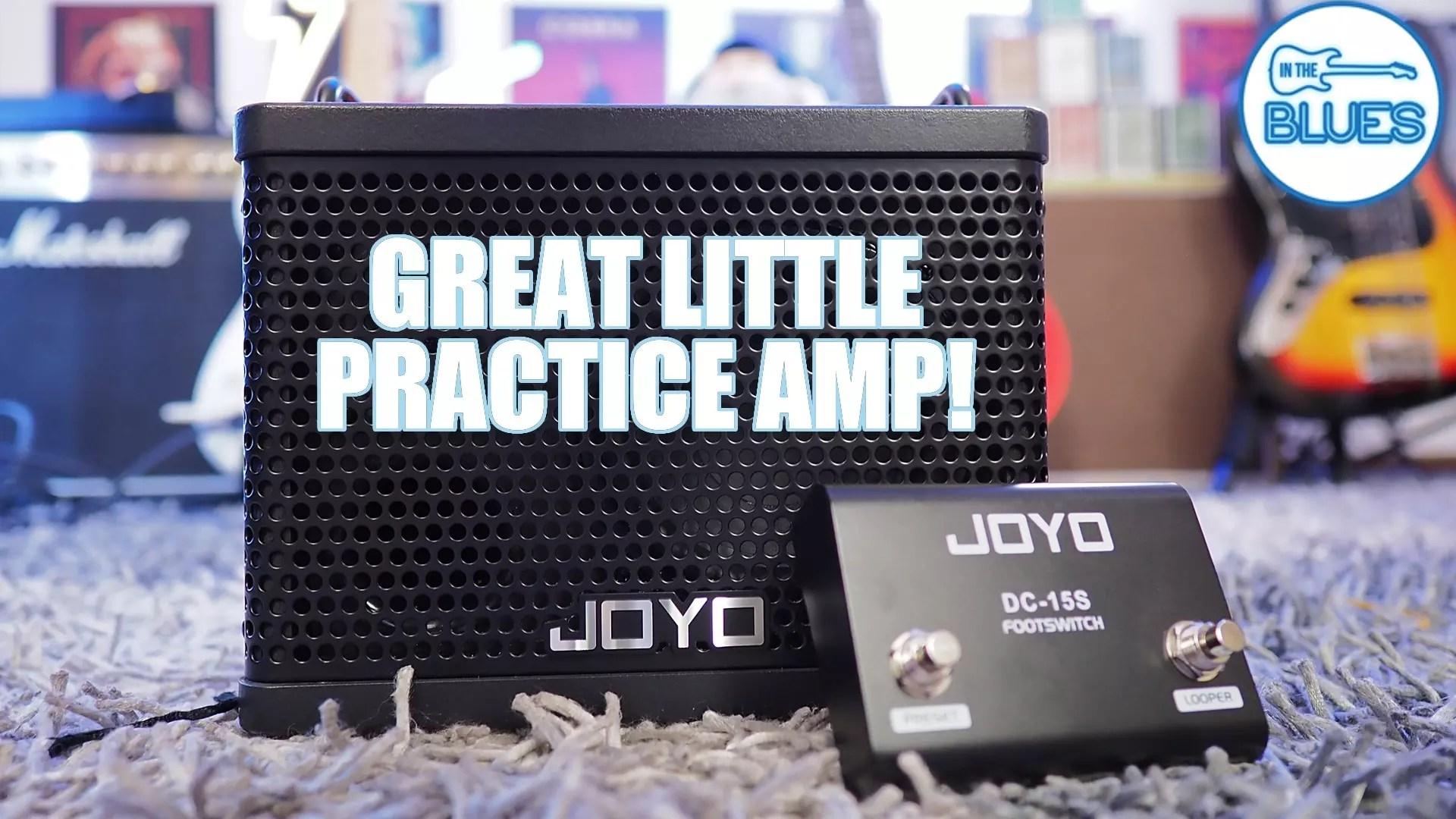 Joyo DC15S 15w Digital Guitar Amplifier