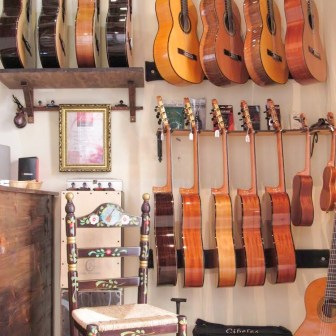 Guitarra de Granada Guitarrería Bitar