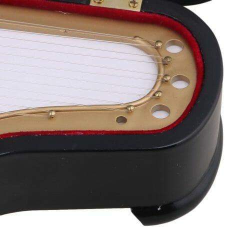 Miniatura de piano