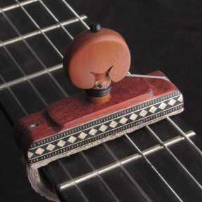 Cejilla flamenca artesana