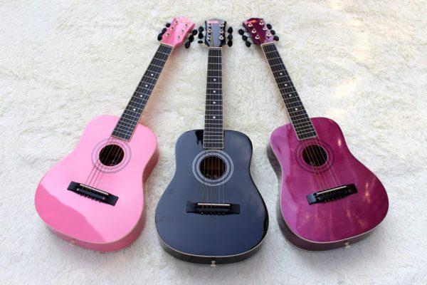 Акустическая гитара фото Видео уроки игры на гитаре