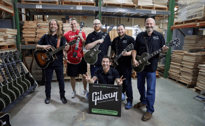 Guitars for Vets Covid-19 Call for Help